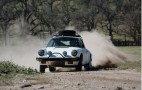 Patrick Long's ultra-cool Porsche 911 rally car headed to auction