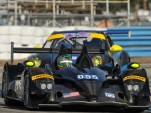 Luis Diaz in the HPD ARX-03b - ALMS photo