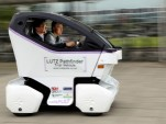 LUTZ Pathfinder self-driving pod car prototype