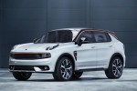Geely's new brand Lynk & Co debuts with 01 SUV