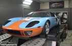 Twin-Turbo Ford GT Spins Up 1,894 HP On The Dyno