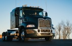 Truckers Slowly Warm To Cold Liquified Natural Gas