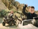 Mad Max: Fury Road Power Wheels Desert Drifters
