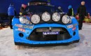 Mads stbergs record setting WRC Ford Fiesta