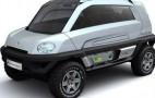 Magna Steyr MILA Alpin hybrid concept