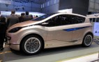 Magna Steyr's Hybrid Concept at Geneva
