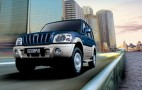 Mahindra working on four-passenger electric car