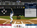Major League Baseball At Bat app for iPad