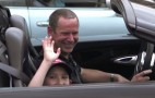Make-A-Wish Kid Gets Ride Of His Life In Bugatti Veyron Grand Sport Vitesse: Video