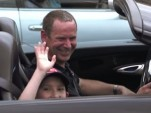Make-A-Wish Kid Gets Ride Of His Life In Bugatti Grand Sport Vitesse