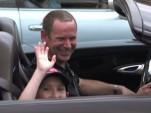Make-A-Wish Kid Gets Ride Of His Life In Bugatti Grand Sport Vitesse