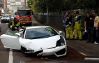 Man Crashes Lamborghini Gallardo On Test Drive
