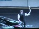 Man goes berserk at John Hine Mazda