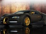 Mansory Linea d'Oro Bugatti Veyron