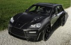Mansory Goes Carbon-Crazy With The Porsche Cayenne Chopster