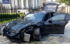 Mansory Porsche Panamera Crashes, World Is Better Off