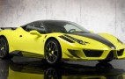 Mansory Siracusa Ferrari 458 Italia: 2011 Geneva Motor Show
