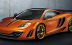 Mansory Reworks The McLaren MP4-12C, And We Wonder Why