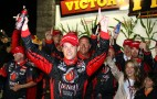 Marco Andretti Takes Victory at Iowa