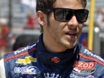 Marco Andretti won last year's Iowa Corn 250 - Anne Proffit photo