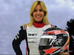 Maria De Villota - image courtesy of Marussia F1