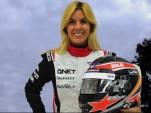 Maria De Villota - image courtesy of Marussia F1