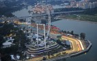 Formula One Singapore Grand Prix Weather Forecast