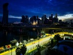 Marina Bay Circuit, home of the Formula One Singapore Grand Prix