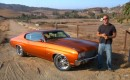 Mark Bachman's 1970 Chevy Chevelle