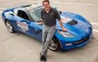 Watch Mark Reuss Drive The 2014 Corvette Stingray Pace Car: Video