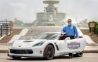 GM Product Chief Mark Reuss To Pace 2015 IndyCar Detroit Grand Prix In A Corvette Z06