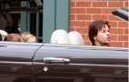Mark Wahlberg Straddles The Line (Again) In A Bentley Azure