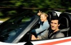 Mark Webber Takes Maria Sharapova For A Spin In A Porsche 918 Spyder: Video