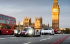 UK joins France in pledging to ban sale of non-electrified cars by 2040