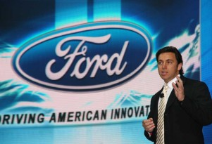 Ford fires CEO Fields, in part, for lagging on electric cars