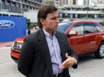 Five Questions: Ford EVP Mark Fields