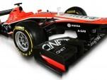 Marussia's 2013 F1 car