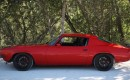 Mary Pozzi's near-flawless 1971 Camaro