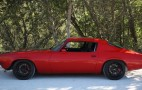 Big Muscle Drives The Worlds Nicest 1971 Chevy Camaro: Video