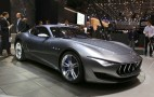 Maserati looks to future with Alfieri 2+2 concept