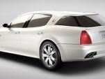Maserati 'Cinqueporte' shooting brake concept