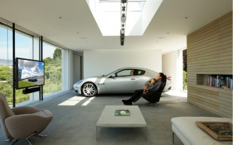 Maserati Helps Find Top Architectural Garages