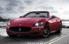 2012 Maserati GranTurismo Convertible Sport: 2011 Geneva Motor Show