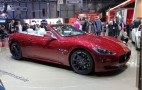 2012 Maserati GranTurismo Convertible Sport Live Photos: 2011 Geneva Motor Show