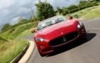 Maserati's 2012 GranTurismo Convertible Sport In Action: Video
