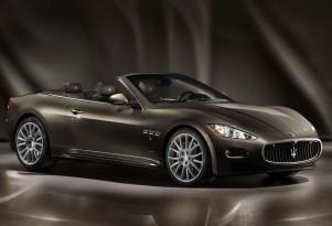 Maserati GranTurismo Convertible Fendi