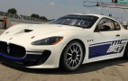 Maserati unleashes GranTurismo MC GT4 race car