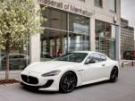 2012 Maserati GranTurismo MC