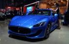 Maserati GranTurismo Sport Live Photos: 2012 Geneva Motor Show