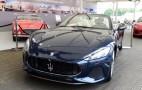 2018 Maserati GranTurismo Convertible revealed